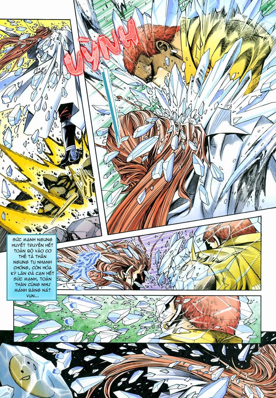 X Bạo Tộc chap 68 - Trang 7