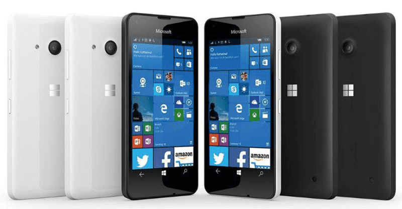 Lumia 550 Render And Details Leak! Comes With LTE, AMOLED Screen And Selfie Flash!