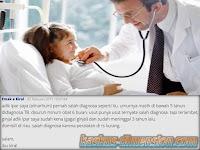 Anak Divonis TBC