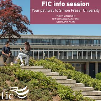 Your pathway to Simon Fraser University