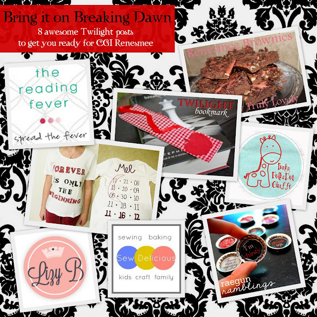 Breaking Dawn Blog Party