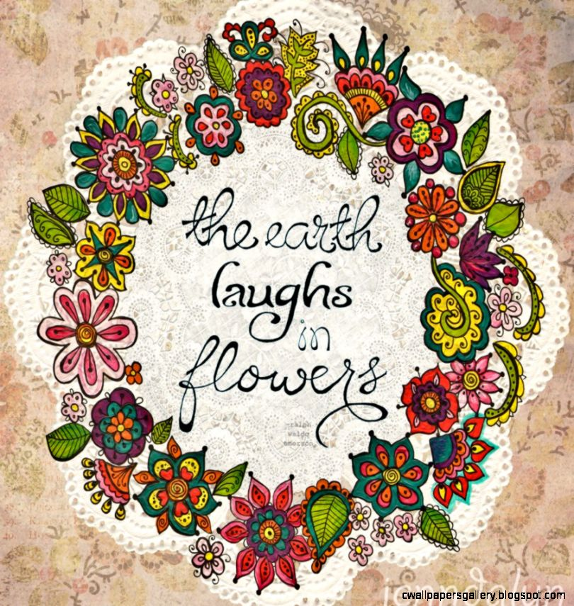 FLOWER POWER QUOTES TUMBLR image quotes at