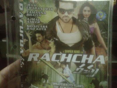 DVD Rachcha