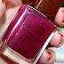 NOTD   Avon Glow - Plush Berry