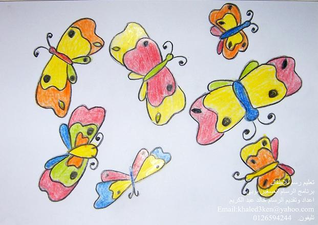 موقع الرسام الصغير بوبى تعليم رسم للاطفال برنامج الرسام الصغير