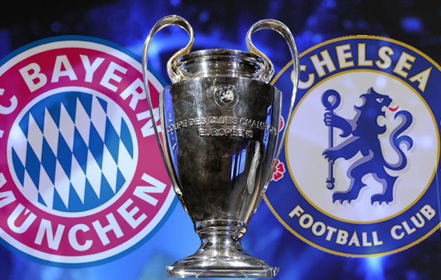 En vivo Bayern munich vs Chelsea