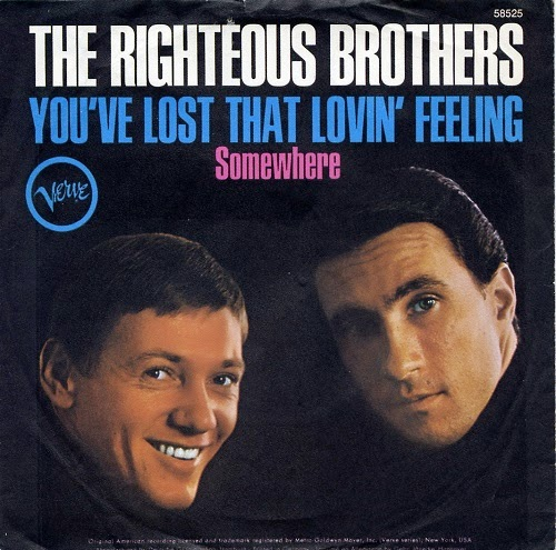Righteous Bros - You've Lost That Lovin' Feelin' cover