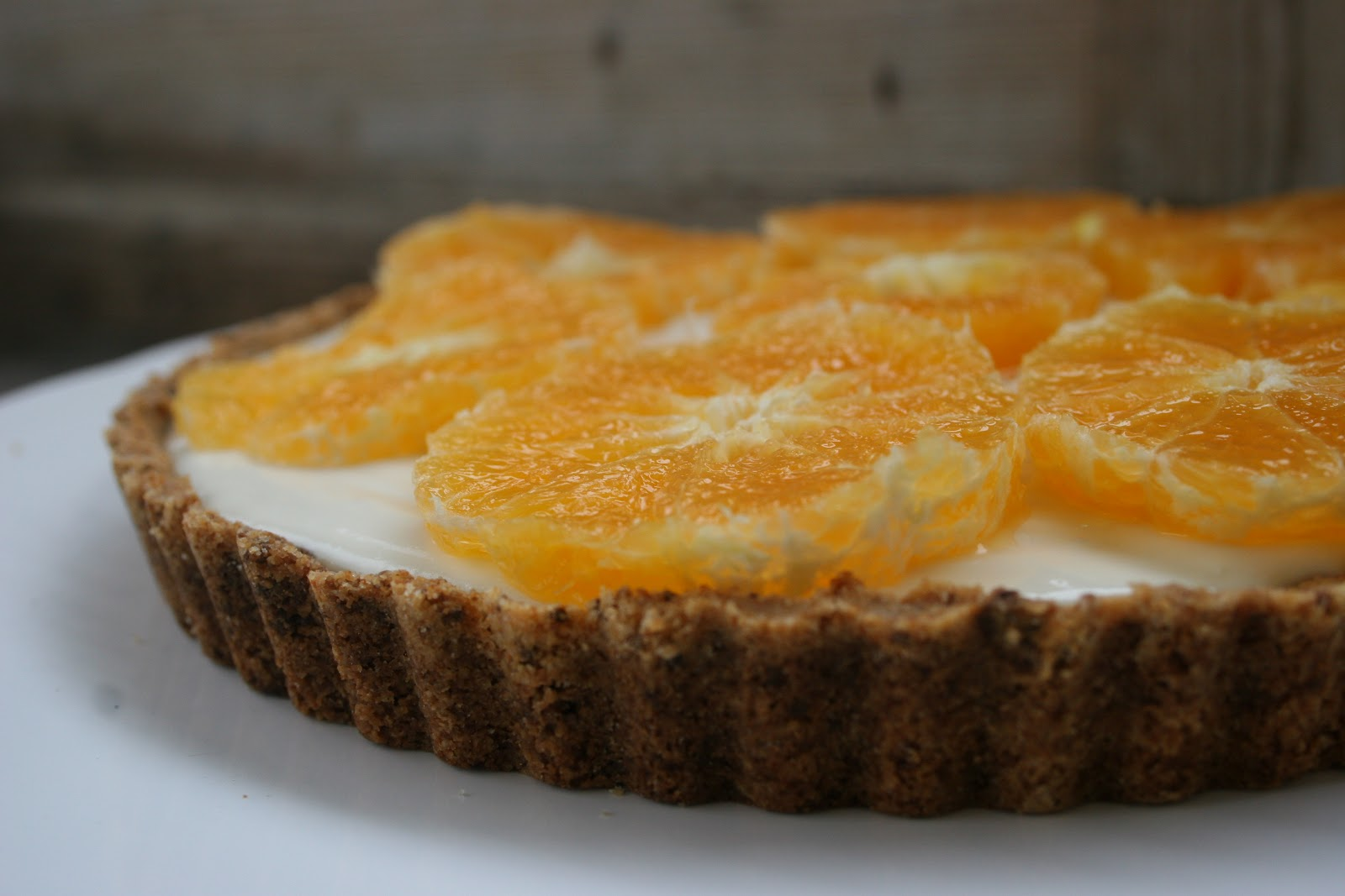 fresh orange and yogurt tart fresh orange and yogurt tart fresh orange ...