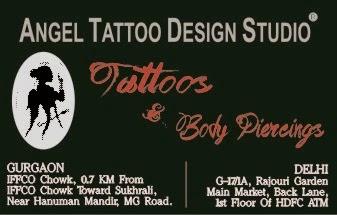 Footprint Tattoo Designs