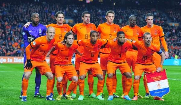 Ceko VS Belanda