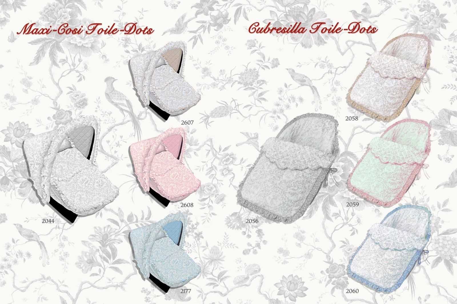Maxi cosi y fundas de silla la cuca textil hogar - Decoracion textil hogar ...