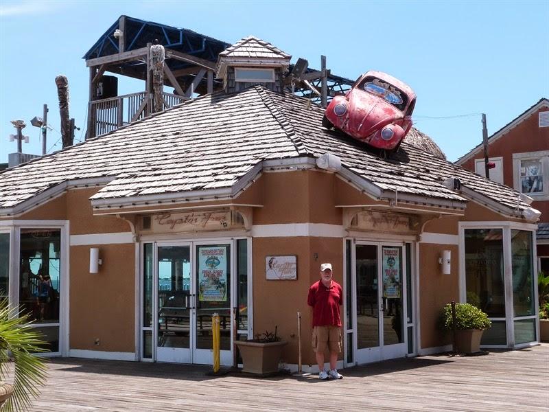 Pensacola Beach Restaurants Boardwalk