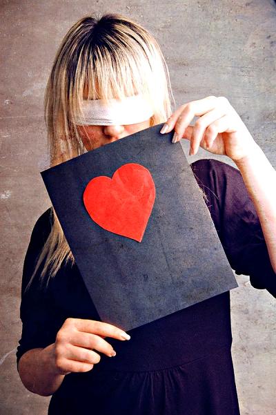 Bạn có quá mù quáng trong tình yêu không?