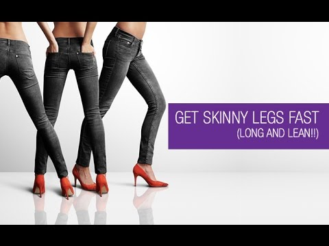 What should you wear if you have skinny legs?