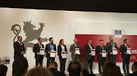 Кърджали с европейска награда за Пазара на производителите