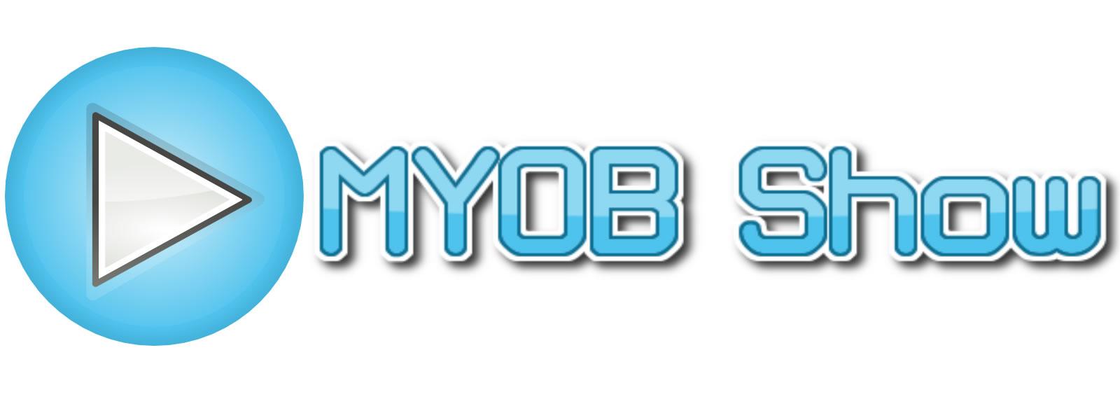 MYOB Show logo