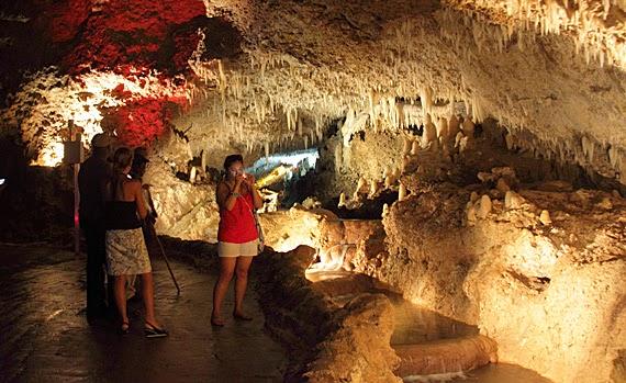 Grotte de la Barbade