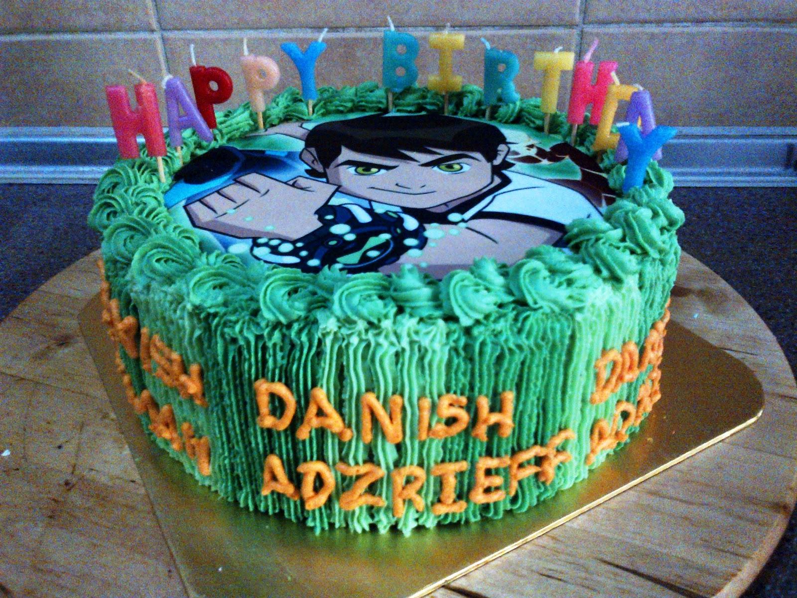 Fadeliciouscakes Ben 10 And Princess Edible Image Birthday Cakes