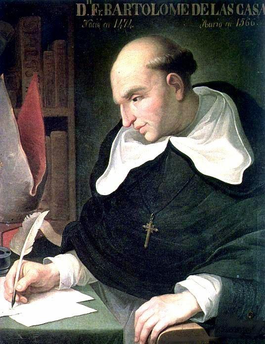 Fray Bartolomé de las Casas (1474-1566)