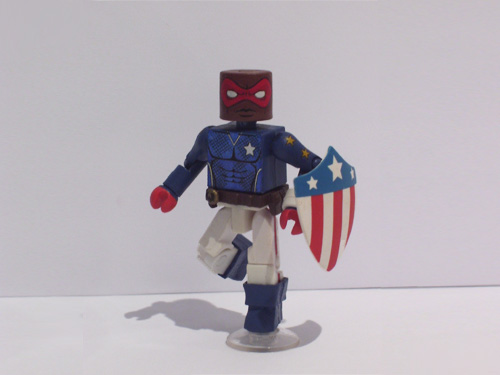 Young Avengers Patriot Minimate