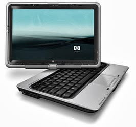 HP Pavilion TX1000 Entertainment Notebook PC