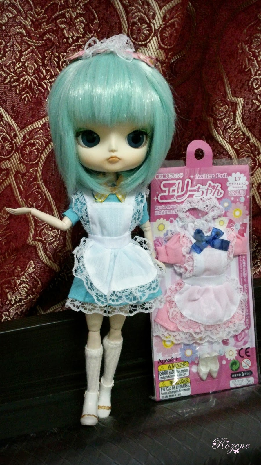 Daiso Doll Clothes Set Jardin De Rozene