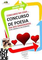 "1º LUGAR NO CONCURSO ""DIA DOS NAMORADOS"" - CASA DA JUVENTUDE DE ESPOSENDE (FEVEREIRO 2013 E 2014)"