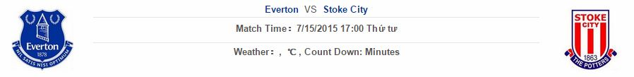 Everton vs Stoke link vào 12bet