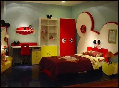Decorating theme bedrooms maries manor mickey mouse Mickey mouse bedroom ideas