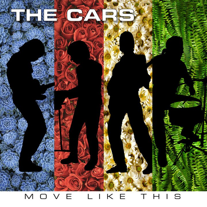 Anymore Dennis Nelson Album Cover. THE CARS
