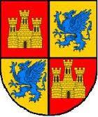 Armas del linaje de Montsonís