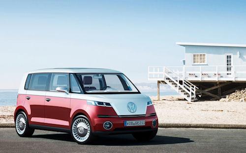 Volkswagen Bulli - La nueva Combi