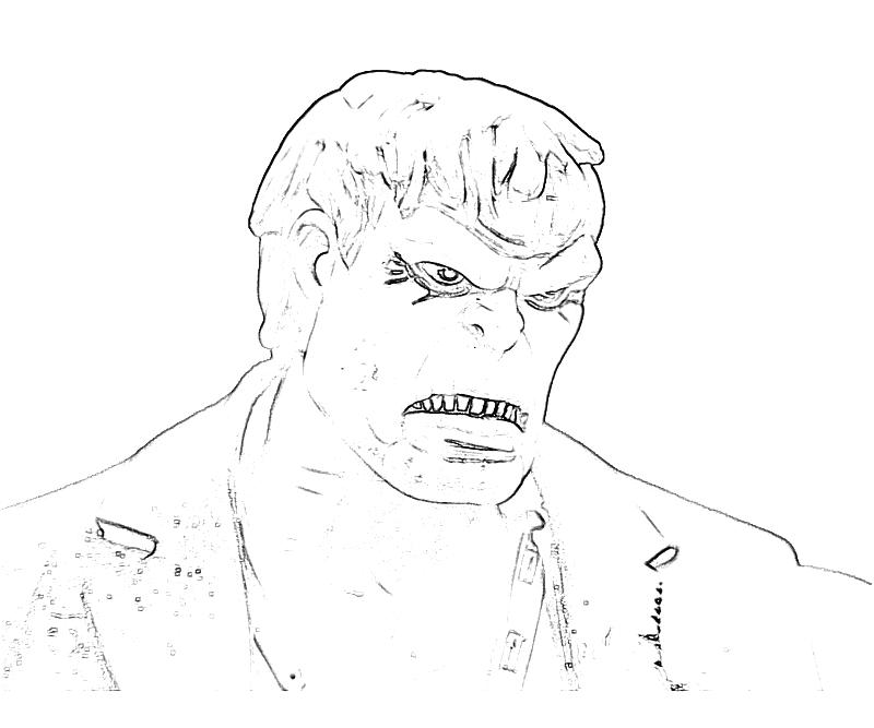 solomon grundy coloring pages - photo#17