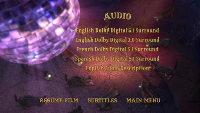Gato Con Botas DVDR NTSC Descargar Español Latino ISO 2011