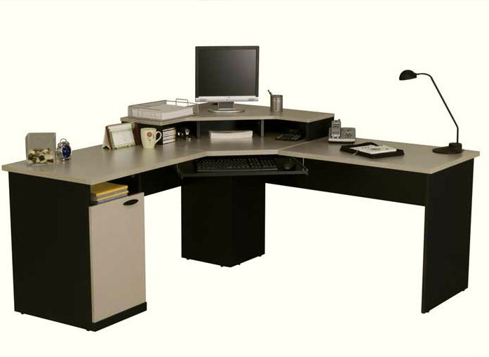 Office Corner Desks Black Corner Desks Interior Design