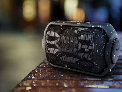 Caixa de som Shoq Box da Philips proporciona som de qualidade por R$ 319
