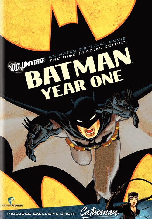 Batman – Year One [2011][DVDRip][MF - 1UP - BU - ZS]