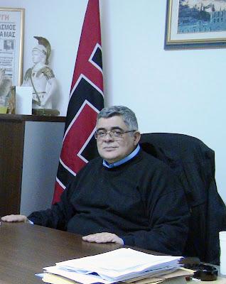 """Ν.Γ.Μιχαλολιάκος - Αρχηγός ΧΡΥΣΗΣ ΑΥΓΗΣ: """"ΔΕΝ ΔΙΑΘΕΤΟΜΕΝ ΔΗΛΩΣΕΙΣ ΜΕΤΑΝΟΙΑΣ"""""""