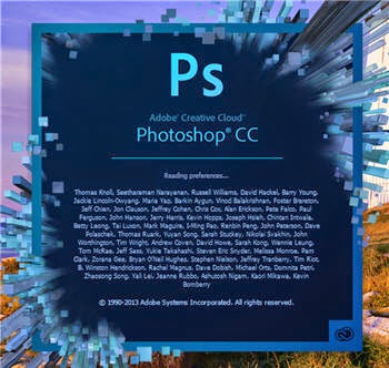 Adobe Photoshop CC Serial Number