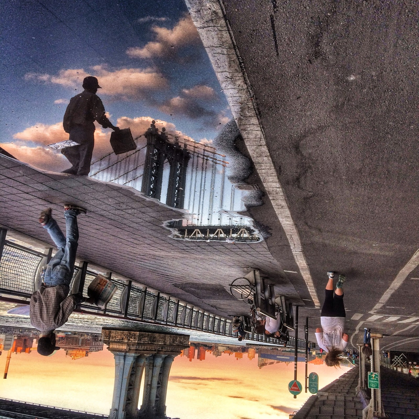 East River Reflections, #eastriver #eastriverreflections #reflections 2014