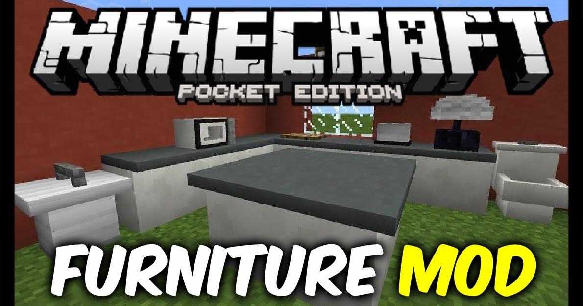 Furniture Mod Para Minecraft Pe