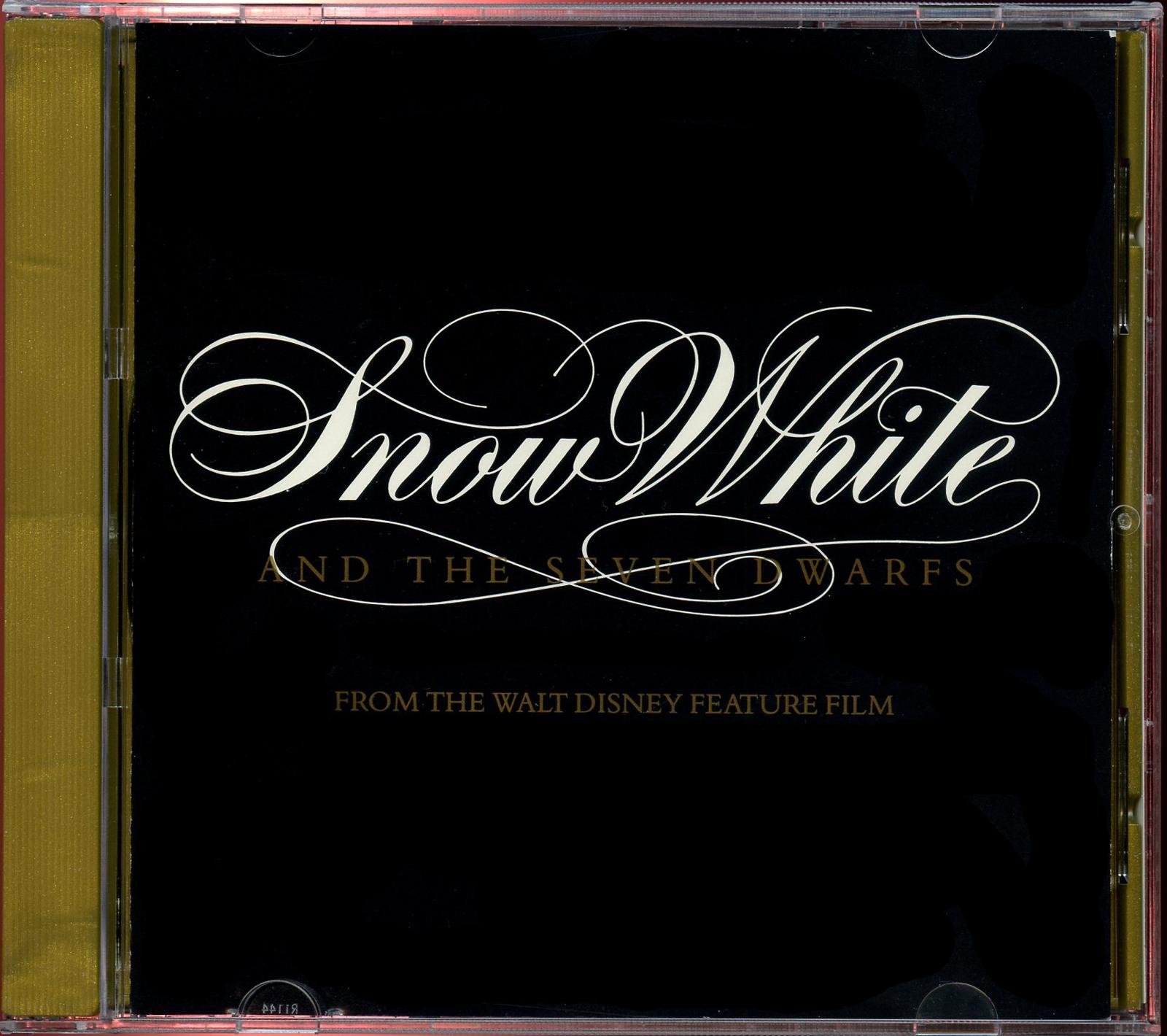 Filmic Light   Snow White Archive  Original Snow White Soundtrack