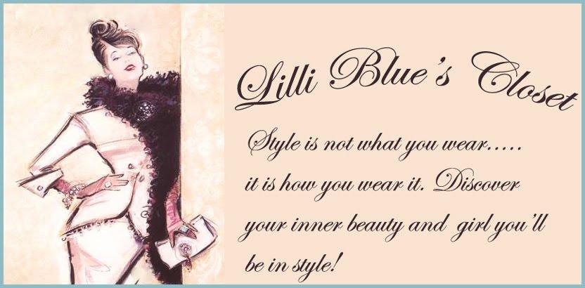 Lilli Blue's Closet