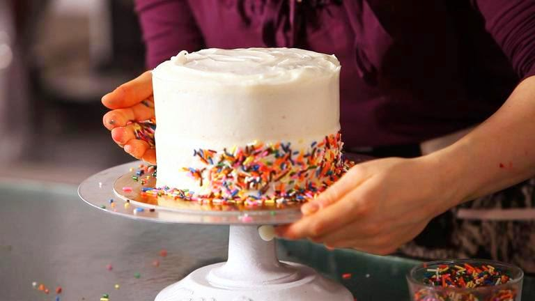 icing tubes, sprinkle decorations