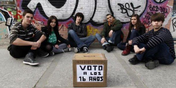 Voto a los 16 años en Argentina