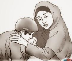 Ibu Engkaulah Pahlawan Dalam Hidupku