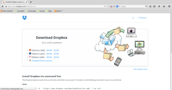 dropbox-download