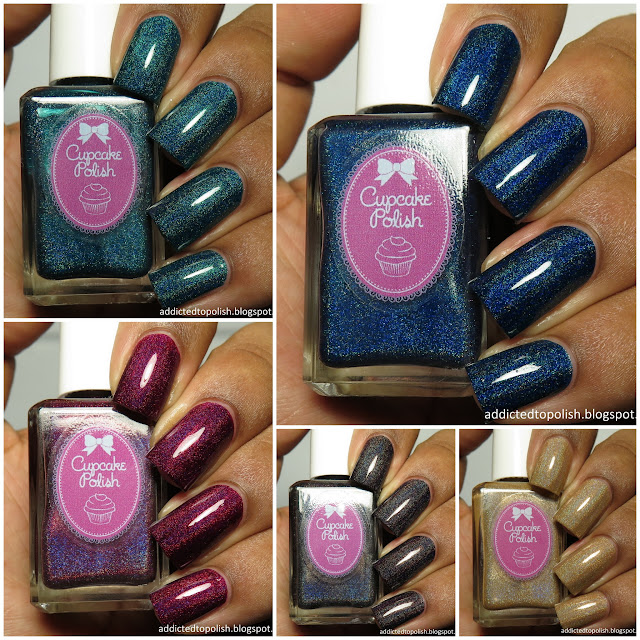 cupcake polish fall 2015 collection
