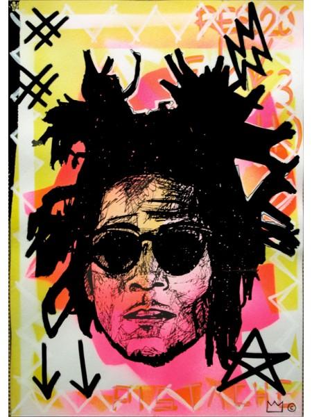 Metropolitan Musings: Artist of the Day: Basquiat
