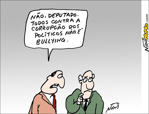 Bullying dos políticos